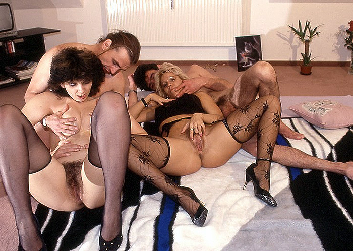 Sperma Party mit AO Huren